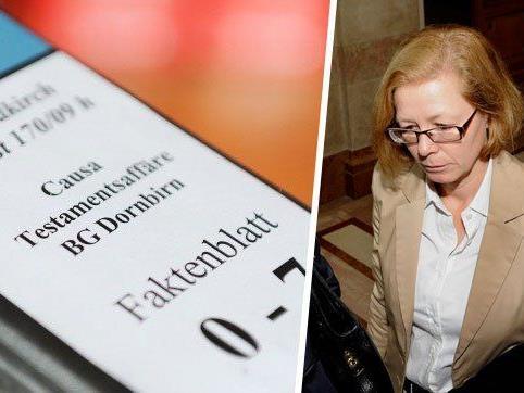 Das Urteil gegen Richterin Ratz wurde vom OGH aufgehoben.