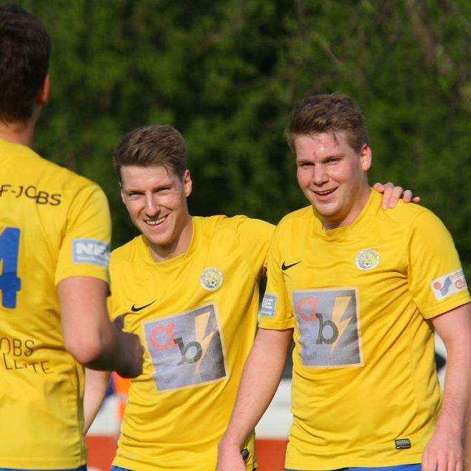 Das Brüderpaar Adrian und Johannes Klammer hoffen auf das Hohenemser Double.