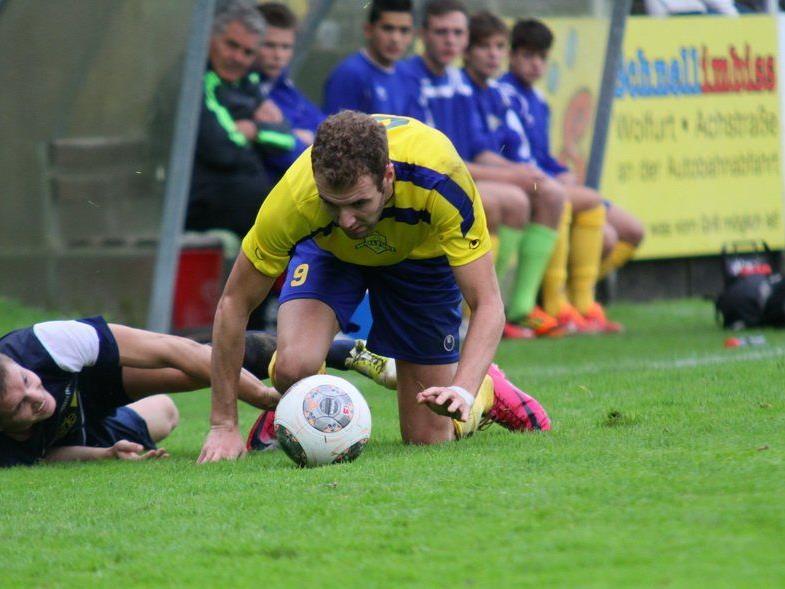 Goalgetter Aleksandar Umjenovic spielt ab Sommer für die Altach Amateure.