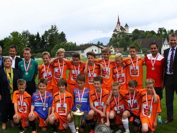 Ein Fußballfest für den Schülerliga-Fußball war der Finaltag auf der Gastra.