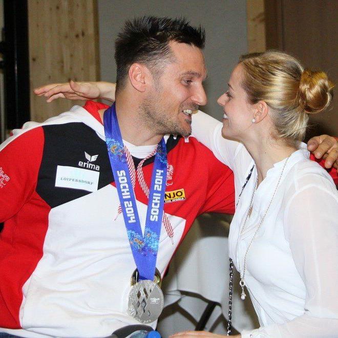 Star Philipp Bonadimann beendet seine so erfolgreiche Laufbahn und widmet sich mehr seiner Verlobten Sabrina und der Familie.