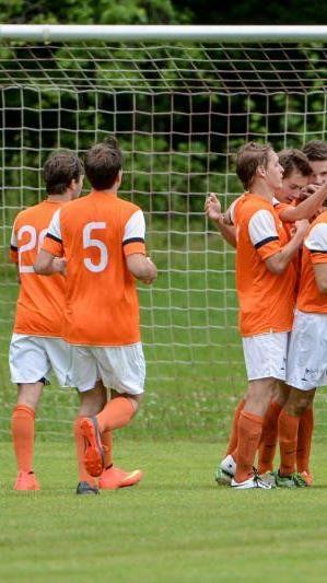 SV Gaißau jubelt über den Aufstieg in die Landesliga.