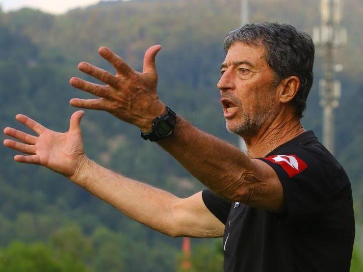 Hans Jürgen Trittinger ist neuer Trainer bei Viktoria Bregenz.