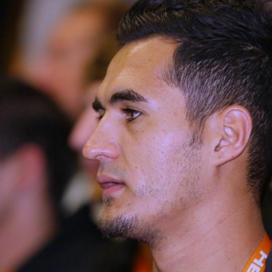 Der Brasilianer Sidinei de Oliveira spielt ab sofort für den FC Wolfurt.