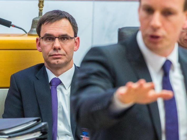 Egger sah in der Verwaltungsreform einen der wichtigsten Angelpunkte.