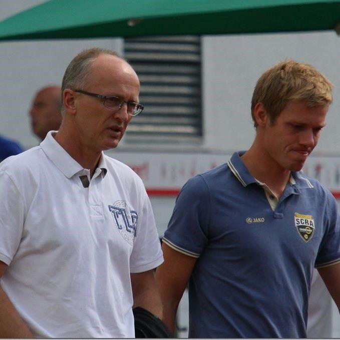 Altach Sportdirektor Georg Zellhofer hofft auf Unterstützung der Fans beim Cupspiel in Wattens.