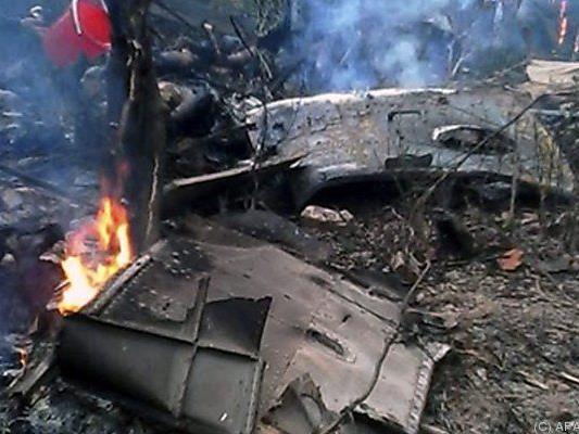 Hubschrauber stürzte nahe Hanoi ab