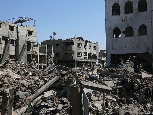 Offensive Israels geht weiter