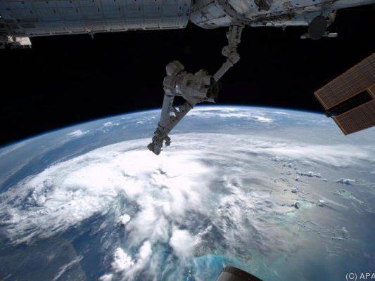 Künftig sorgen Russland und die USA für die ISS