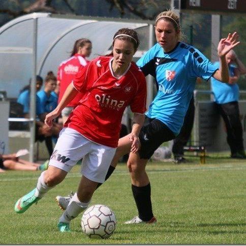 Julia Schnetzer und Cie. wollen im dritten Anlauf den Meistertitel holen.