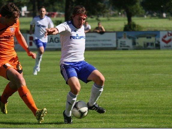 Röthis spielt im Endspiel in Götzis am Samstag gegen Koblach und ist klarer Favorit.