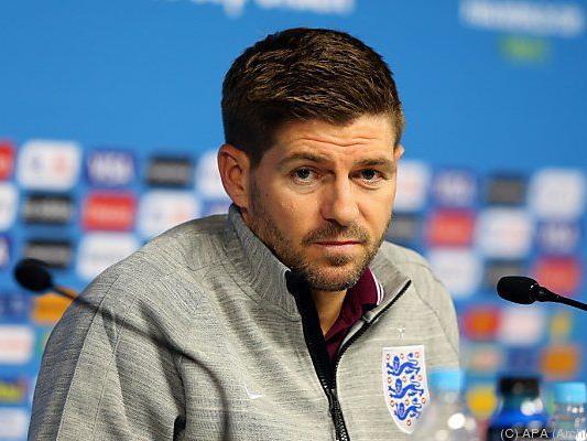 Gerrard wird Botschafter des Teams