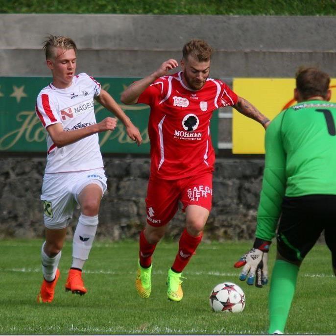 Philipp Hörmann ist einer von sechs ehemaligen Altach-Akteuren in der Dornbirner Mannschaft.