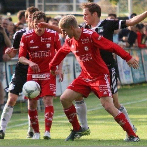 Andelsbuch-Torjäger Rochus Schallert steuerte beim 5:0-Sieg in Krumbach einen Treffer bei.