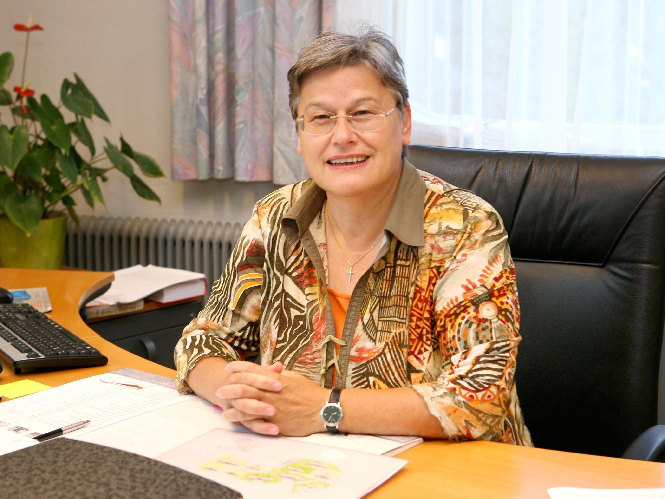 Bürgermeister Wicke erfreut über Finanzlage in Mellau