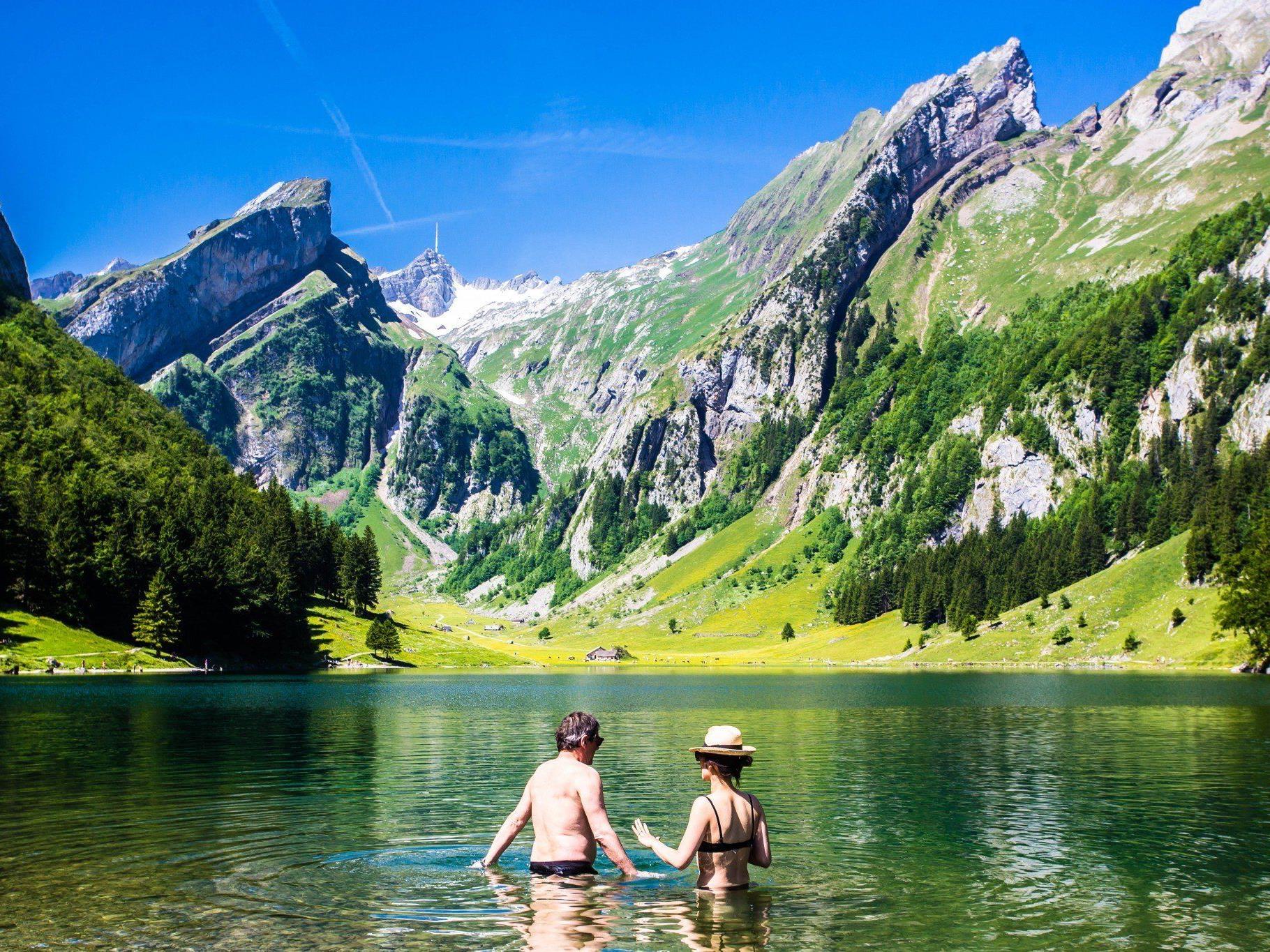 Wetter-Aussichten: Pünktlich zum Ferienbeginn in Vorarlberg wird es sommerlich.