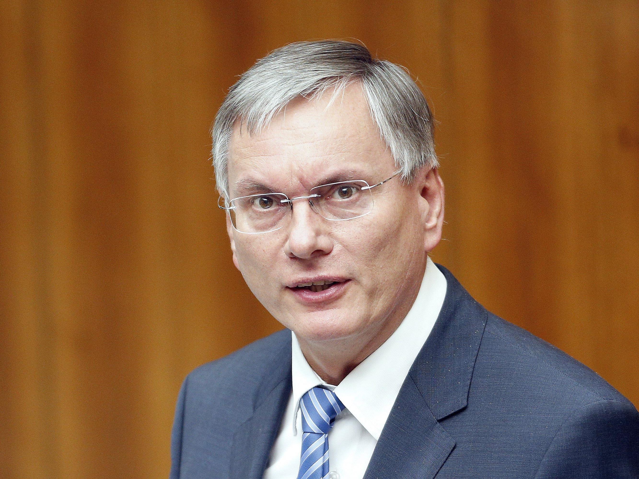 Stöger hofft auf Kooperation mit dem Westen.