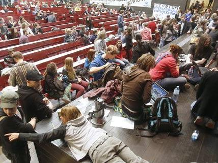 Internationale Studenten: Wiener Unis droht Attraktivitätsverlust