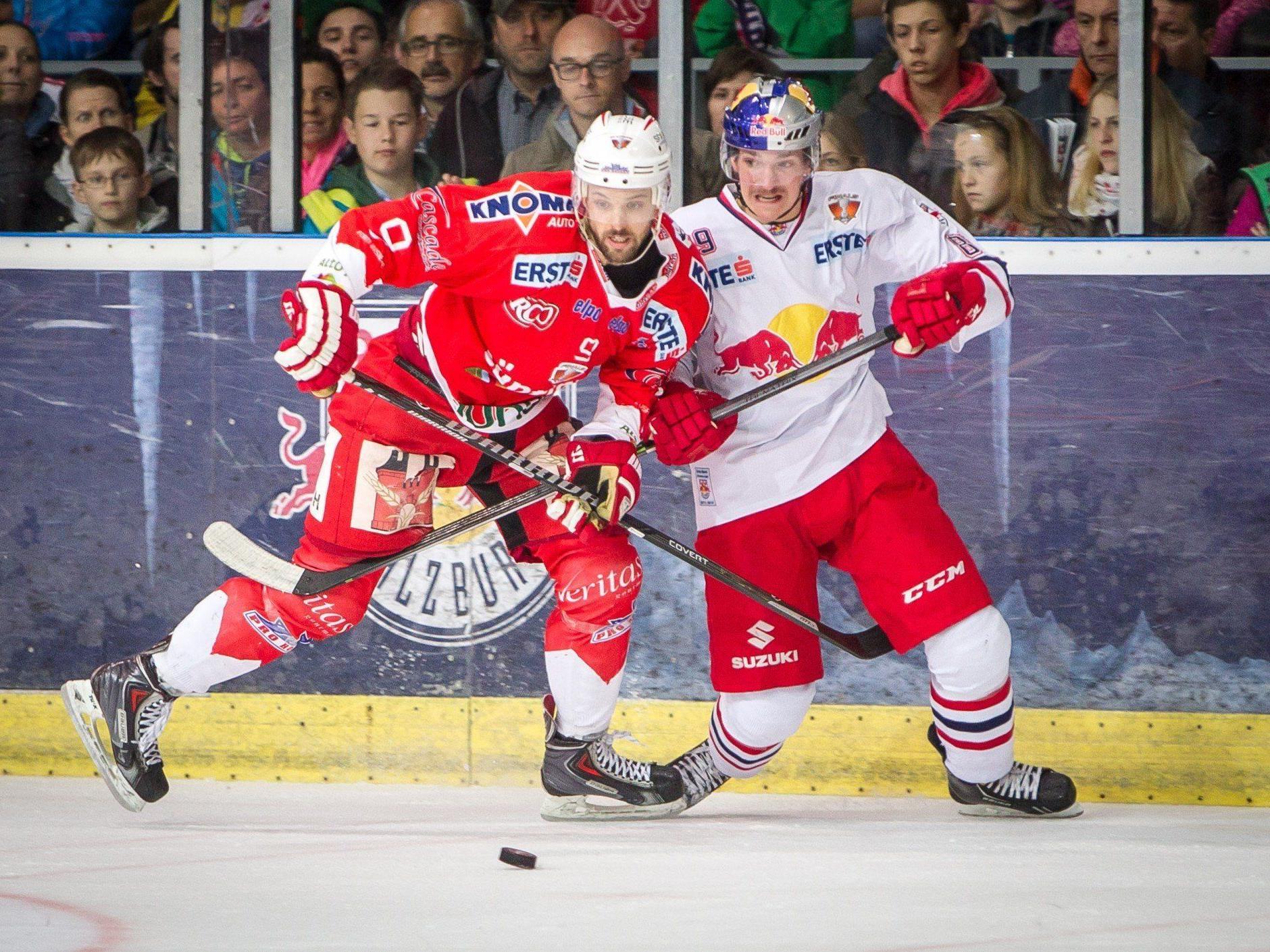 Die Eishockey-Saison startet mit dem Finale aus dem Vorjahr.