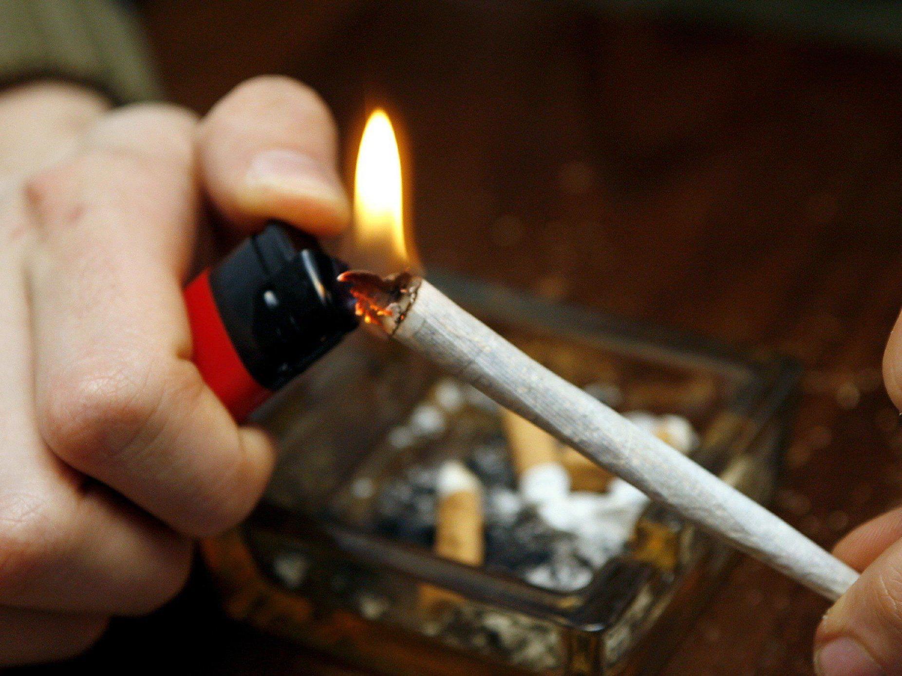 Die Bundes-SPÖ hatte sich bisher gegen eine Legalisierung der Droge ausgesprochen.