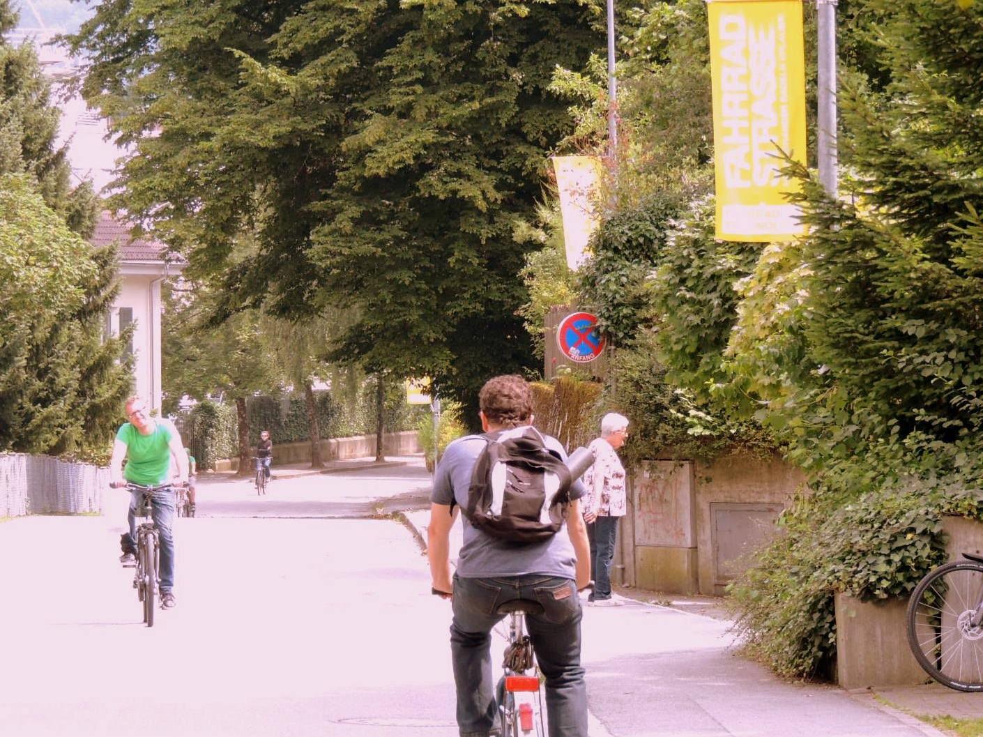 Radverkehr stetig verbessert