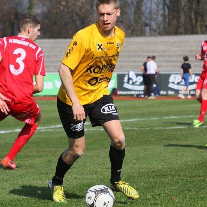 Ex-Altach-Profi Julian Erhart wechselt von den Rheindörflern zum FC Höchst.