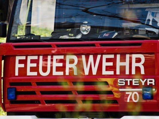 In Kritzendorf brannte ein Haus, dessen Bewohner auf Urlaub waren