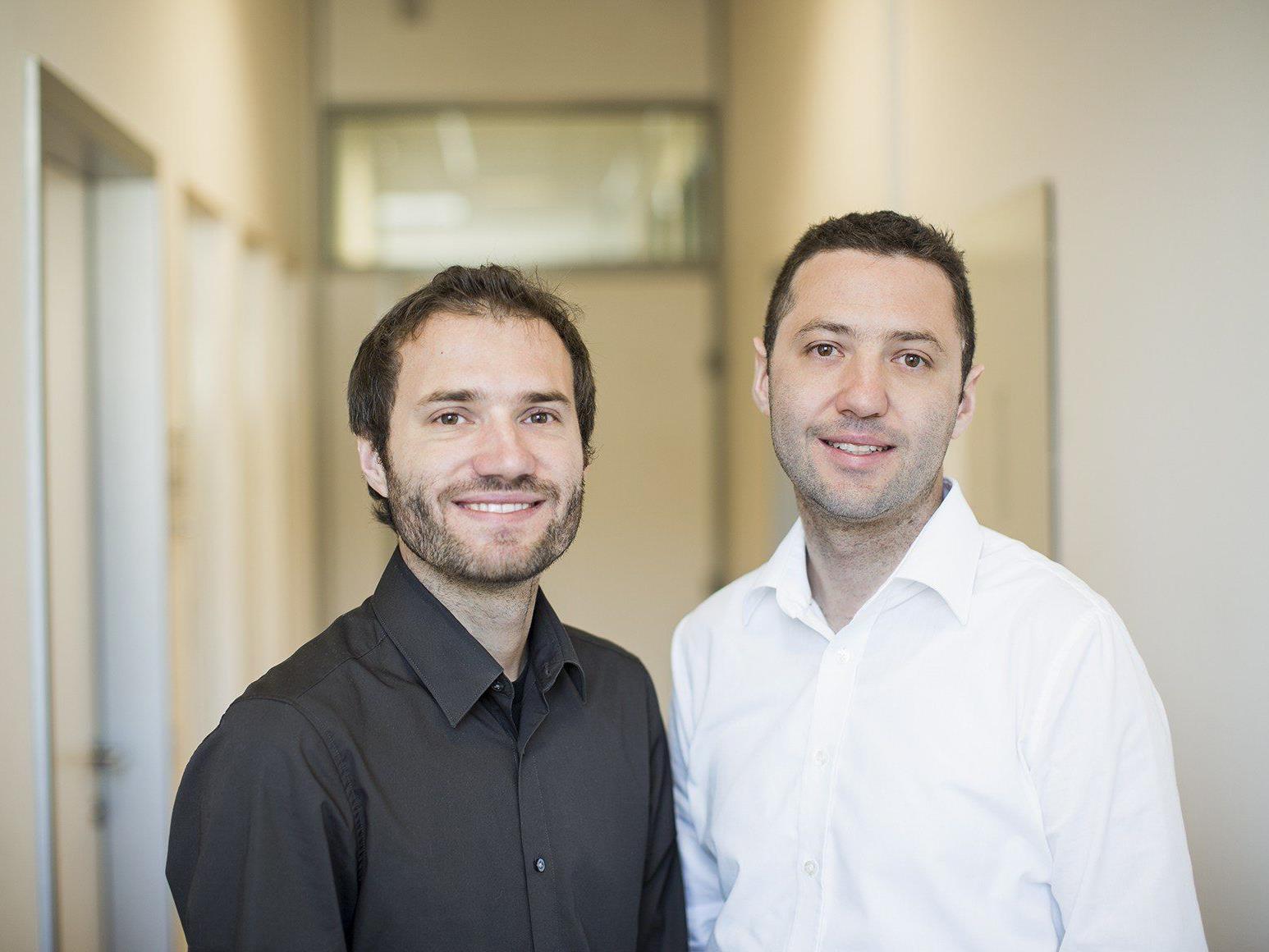 """Robert und Richard Waibel, Geschäftsführer: """"Wir bieten unseren Näherinnen gute und sichere Arbeitsbedingungen."""""""