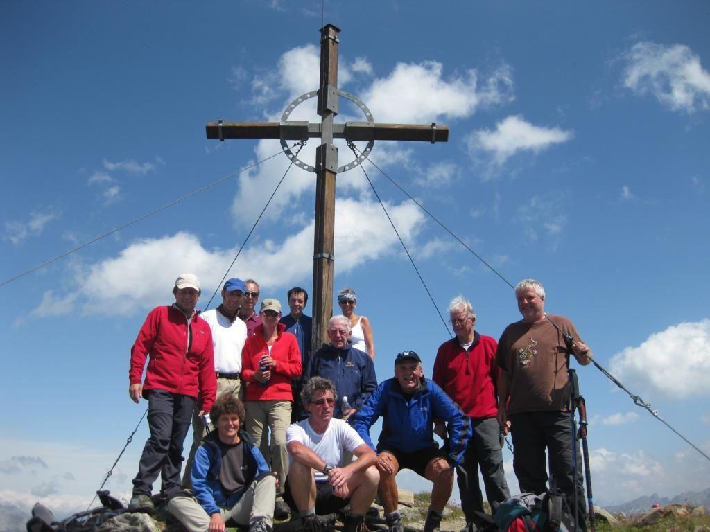 Gipfelmesse: Sonntag, den 3. August 2014 um 11 Uhr.