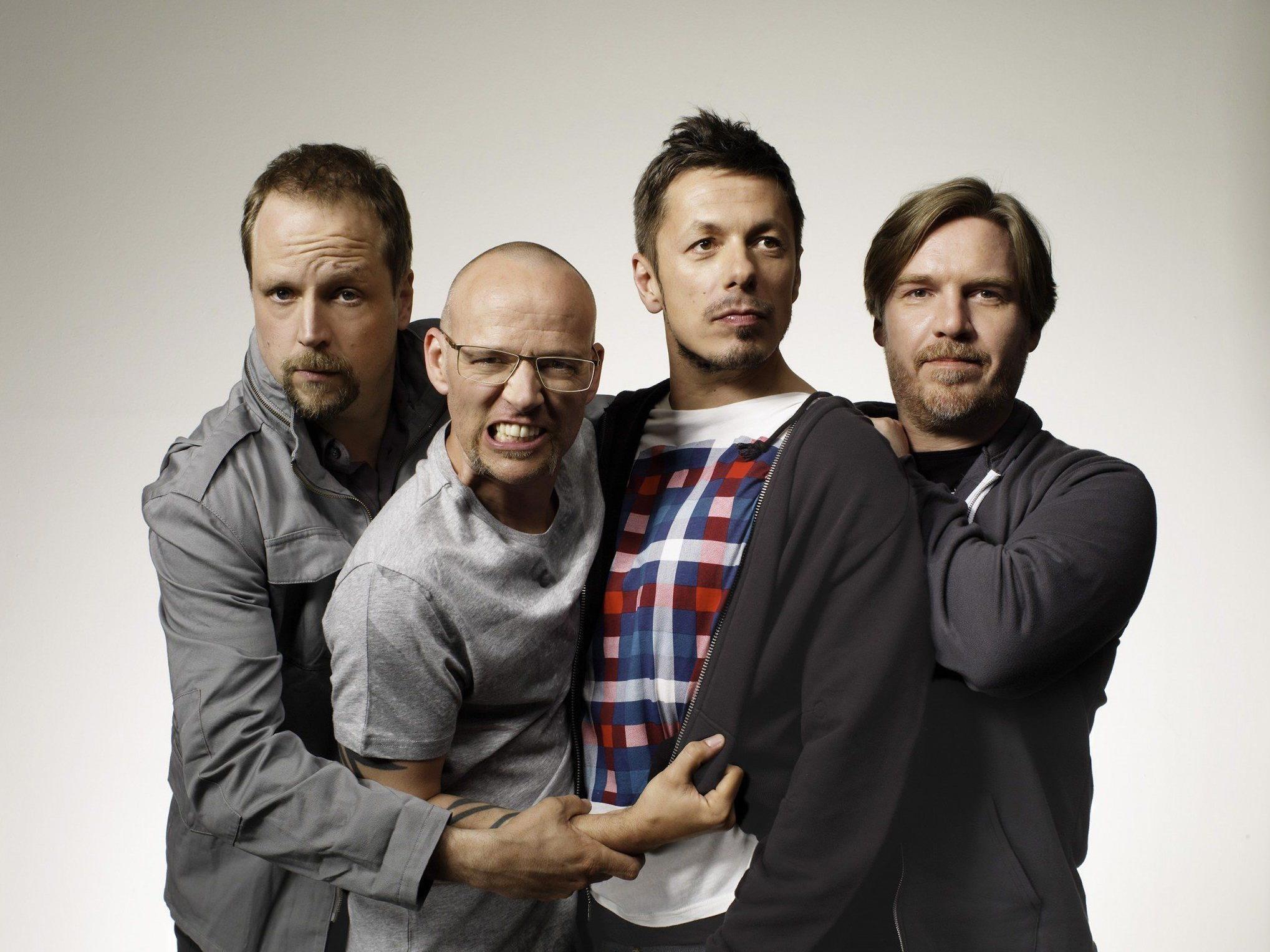 Zum Welcup Montafon: Am 6. Dezember treten 'Die Fantastischen Vier' auf.