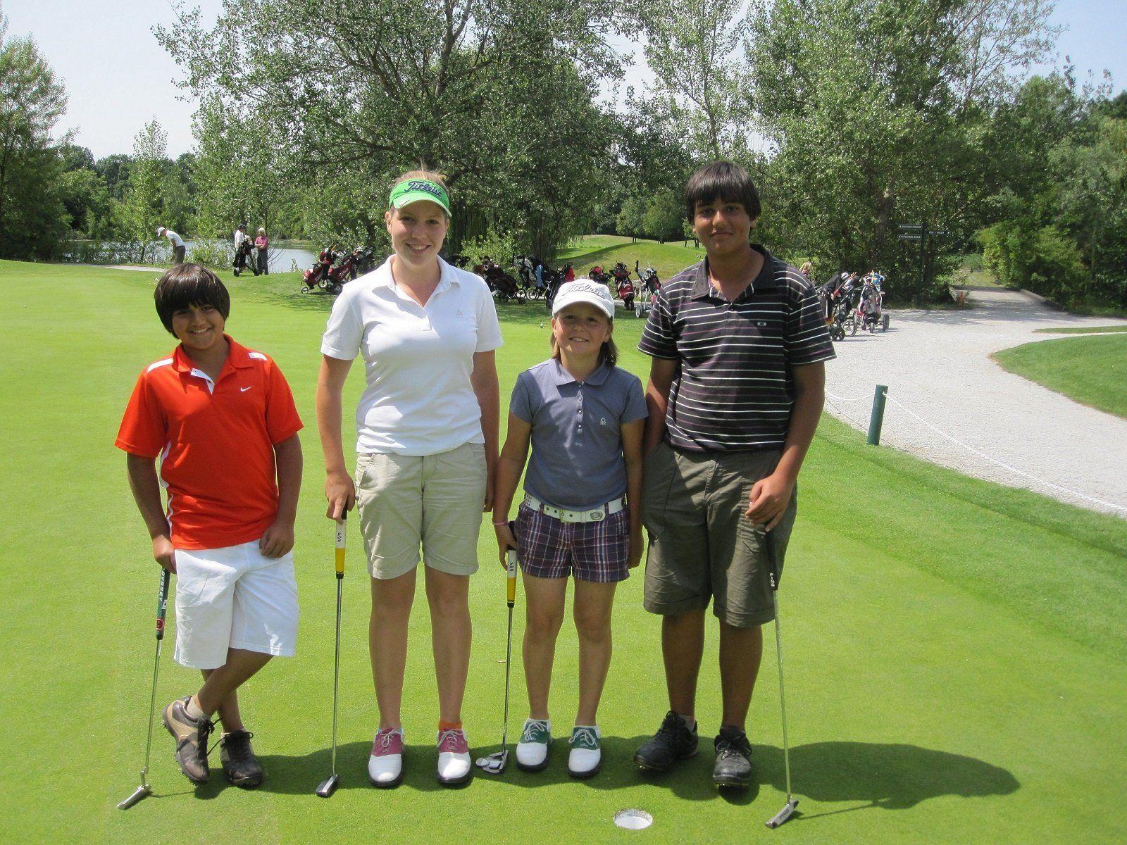 Der Golfplatz in Tschagguns ist die Wiege dieser Sportart, sehr erfolgreiche Nachwuchsarbeit im Montafon.