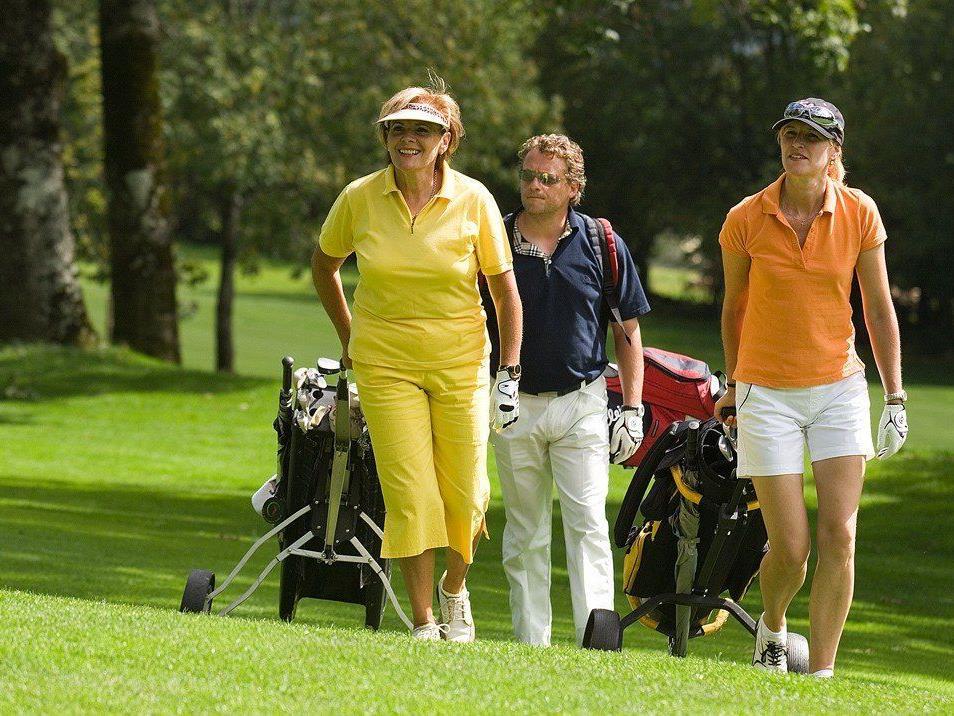 Golfclub Bludenz/Braz: Landesmeisterschaften.