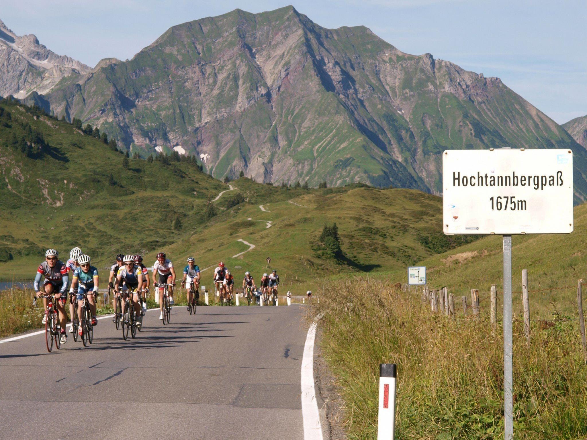 Der Highländer Radmarathon geht Mitte August über die Bühne.