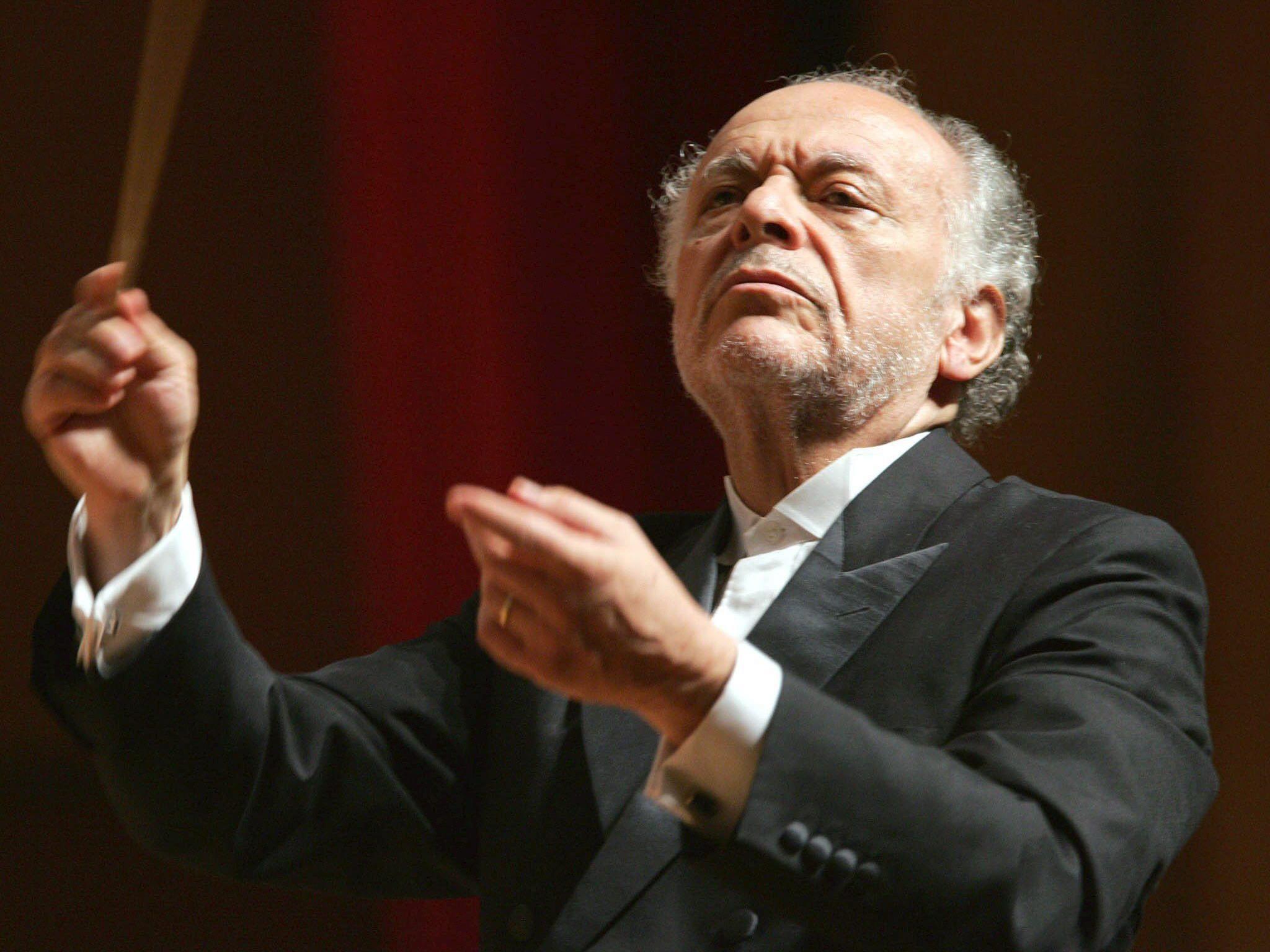 Dirigierte mehrmals Neujahrskonzert der Wiener Philharmoniker: Lorin Maazel 84-jährig verstorben.