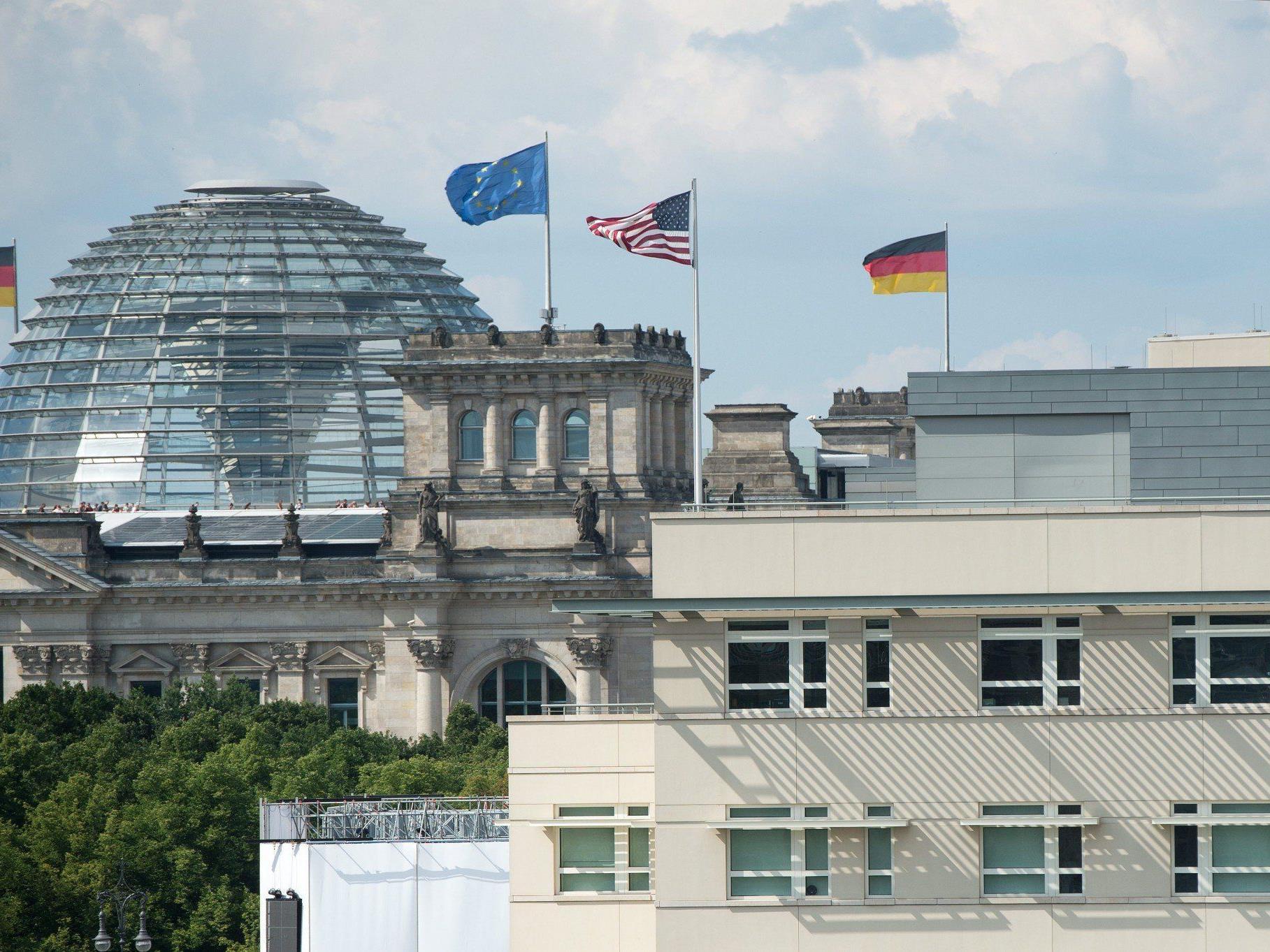 Treffen Steinmeier-Kerry am Wochenende in Wien.