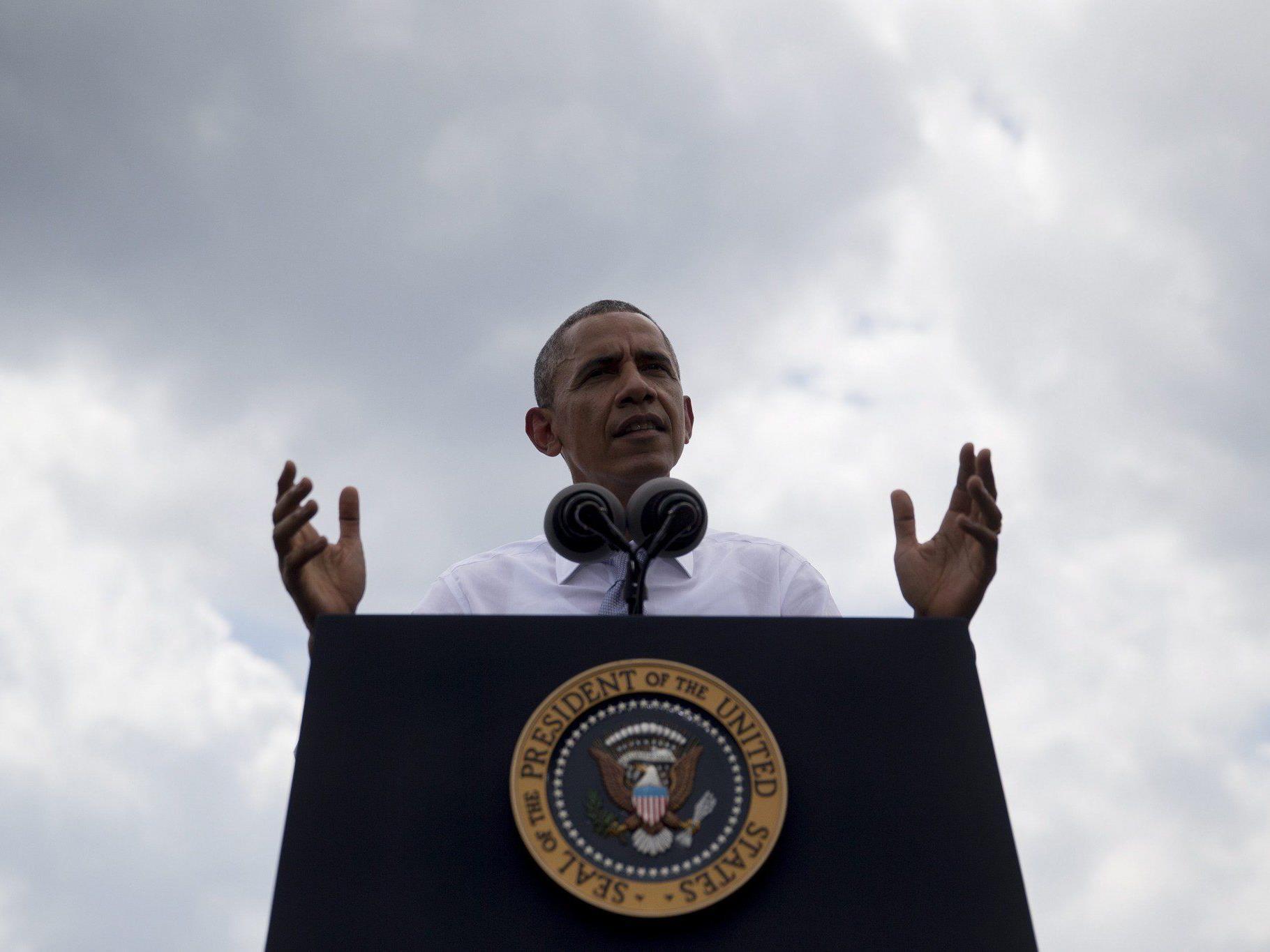 Barack Obama laut Umfrage schlechtester Präsident seit dem Zweiten Weltkrieg.