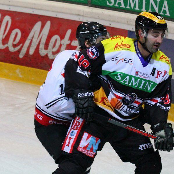 Marc Colleoni spielt nicht mehr für die VEU Feldkirch und künftig für den Tiroler Klub Silz.