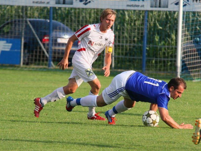SK Brederis gewann den letzten Test in Frastanz mit 6:2.