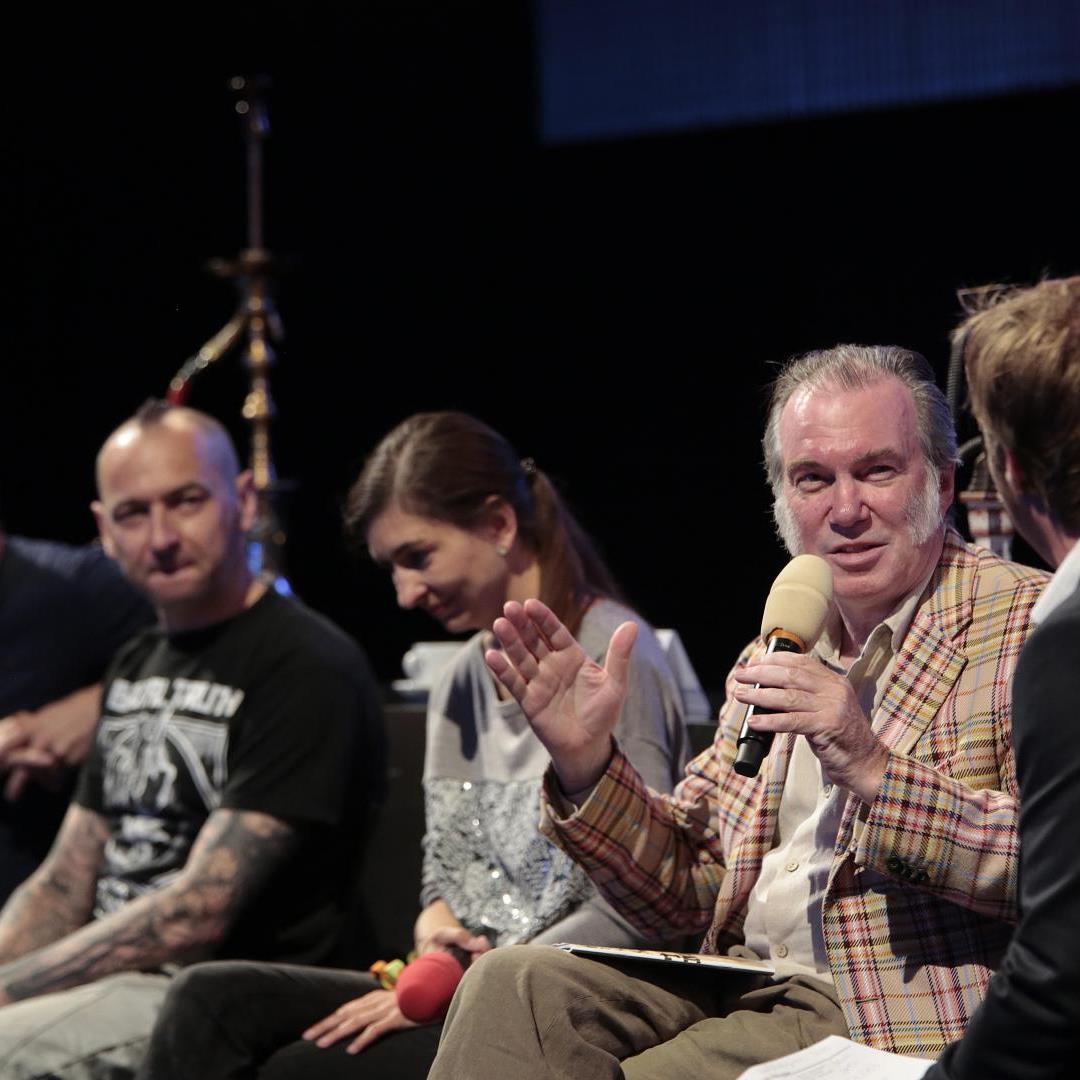 Pressekonferenz KAZ: Kunst aus der Zeit startet am Freitag