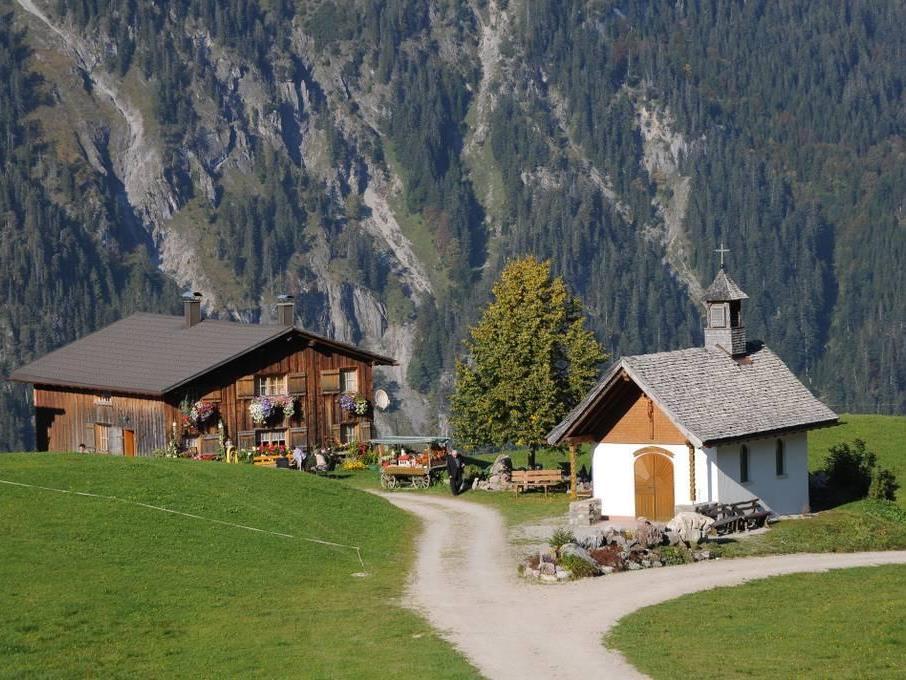 Das Kapellenfest findet am Sonntag, den 3. August statt.