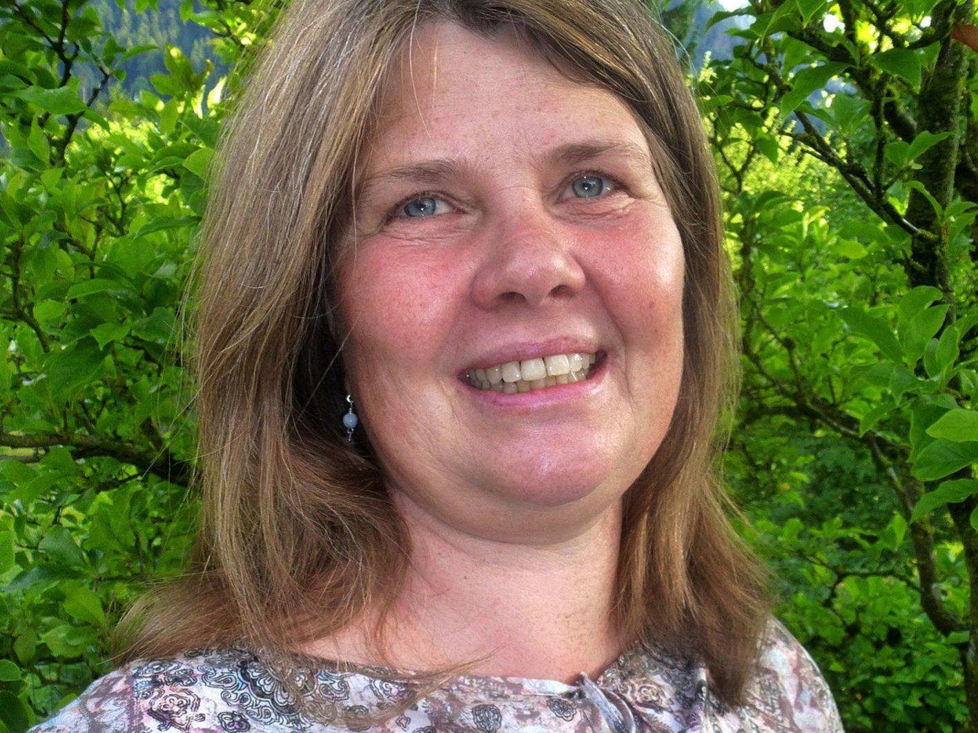 Dr. Kirsten Habedank, neue Leiterin der Therapiestation Lukasfeld.