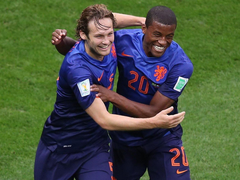 Platz drei 2014 ist die vierte WM-Medaille für Oranje.