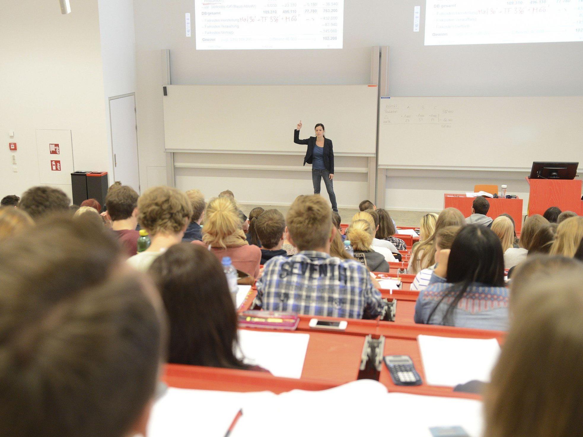 Universitäres Flair wird auch die Ausbildung der Pflichtschullehrer ab dem Studienjahr 2015 haben.