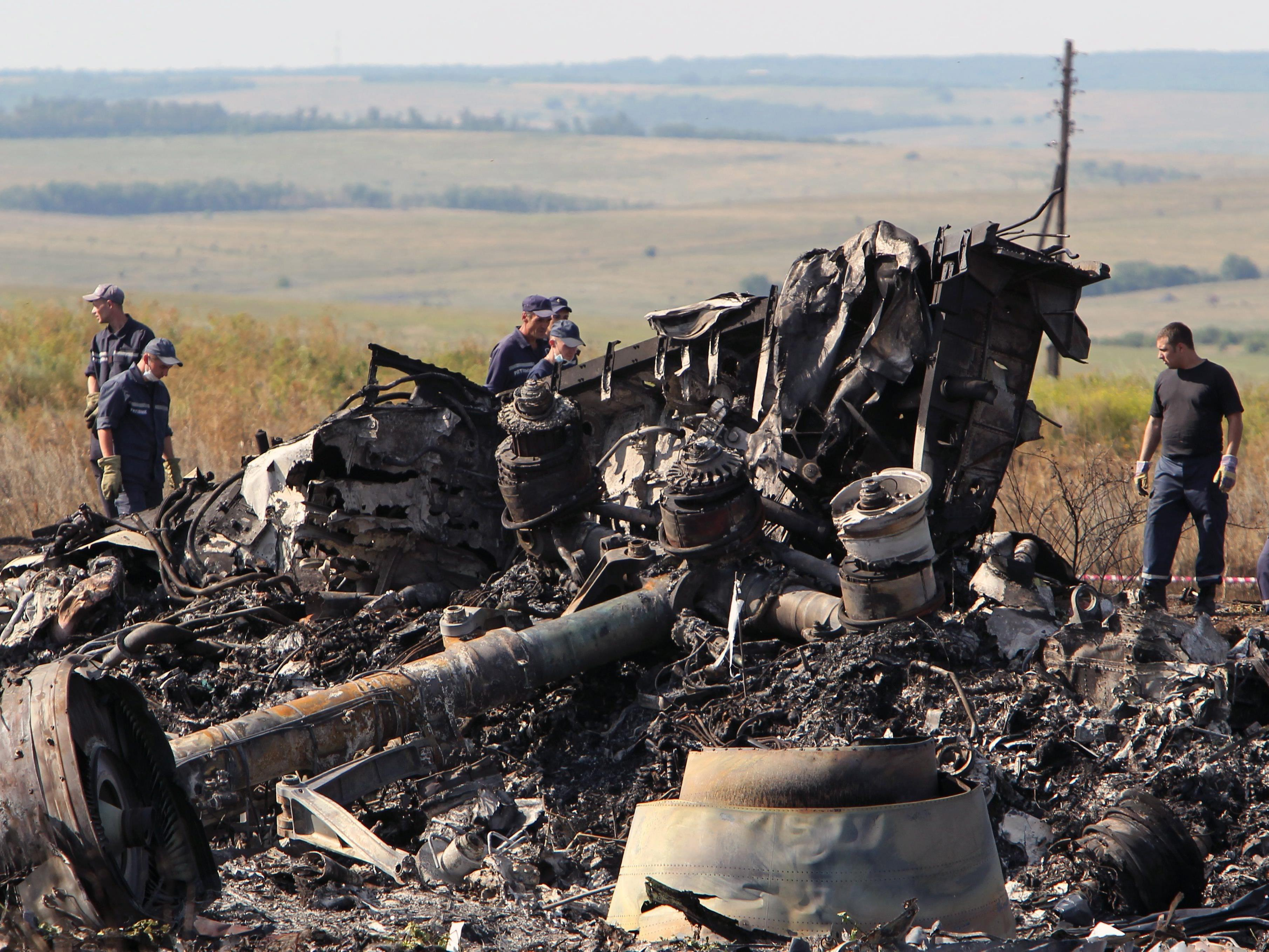 Nach MH17-Absturz: Wachsende Ungeduld in westlichen Staaten mit restriktivem Verhalten prorussischer Rebellen