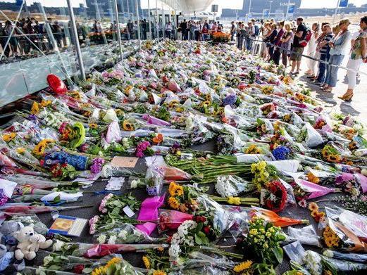 Beim Abschuss der Passagiermaschine kamen 298 Menschen ums Leben.