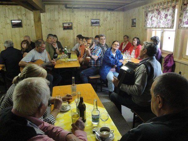 Wandertag des Pensionistenverband Mittel- und Hinterbregenzerwald