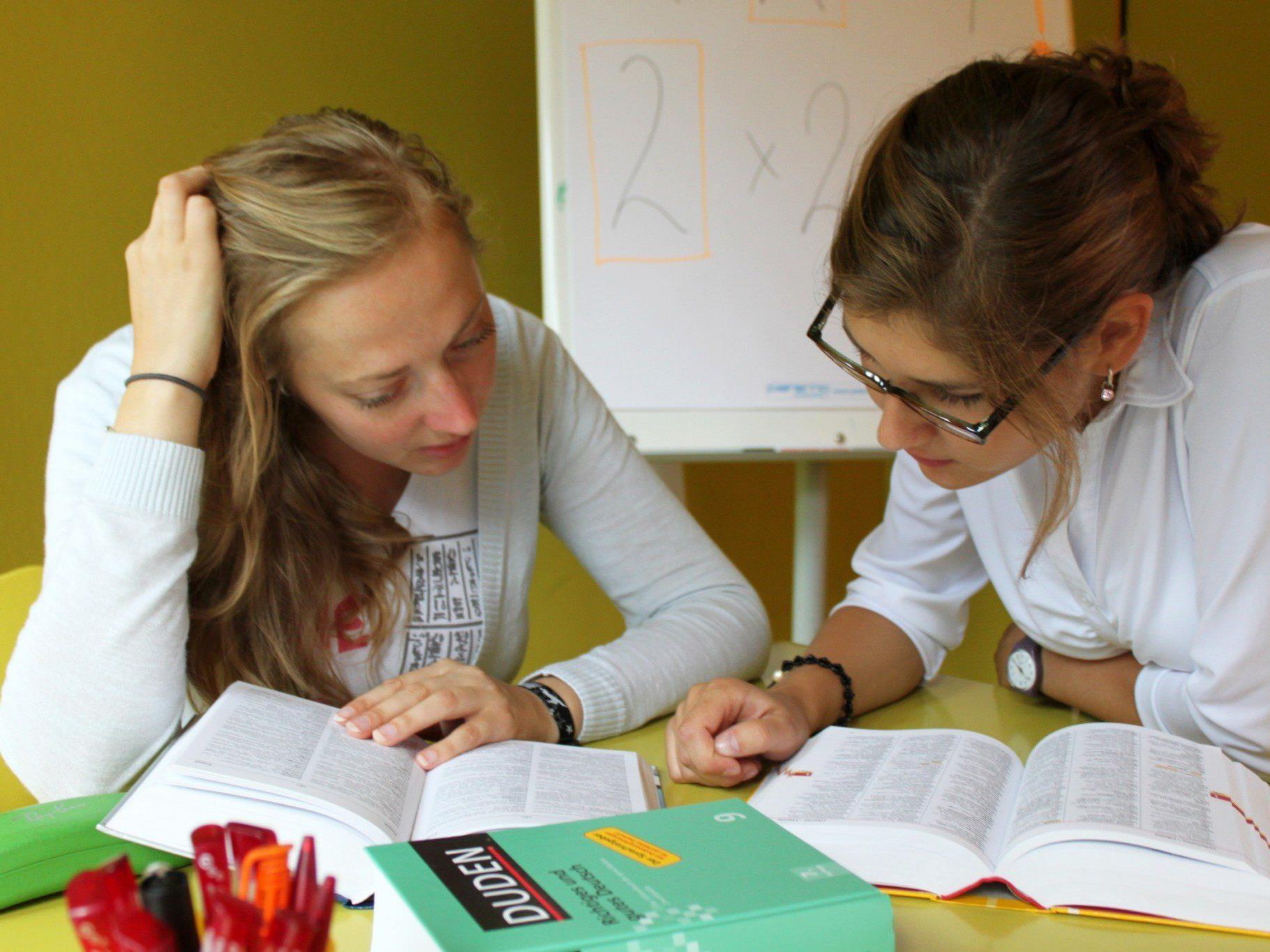 360-InhaberInnen können zwischen 14. und 18. Juli einen Nachhilfe-Gutschein der Schülerhilfe Rheintal gewinnen.