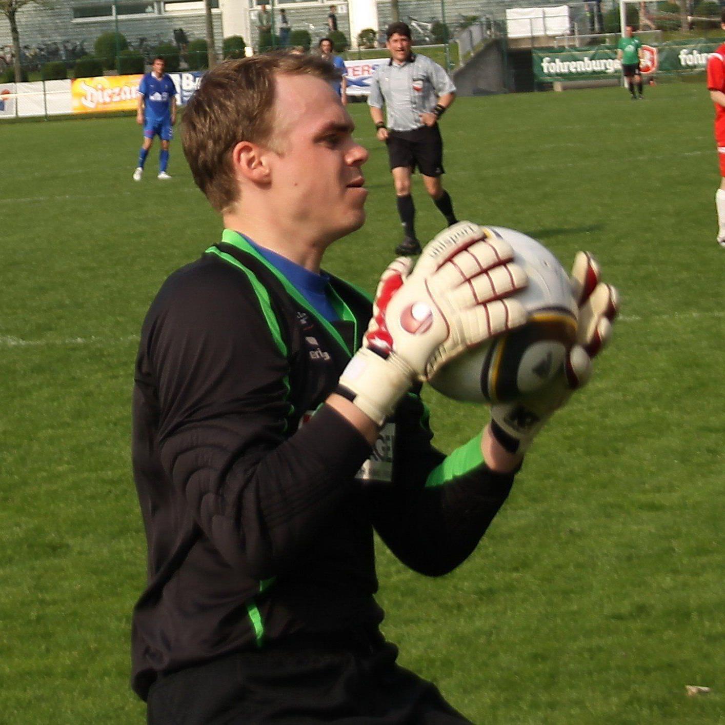 Thomas Kober wechselt von Nenzing zum SV Frastanz und hütet nun das Tor der Oberländer.