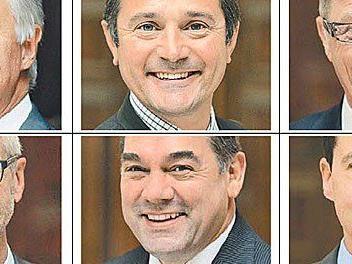 Sechs Vorarlberger Abgeordnete wurden zu dem Thema befragt.