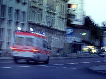 In Wiener Neustadt kam es zu einem Unfall
